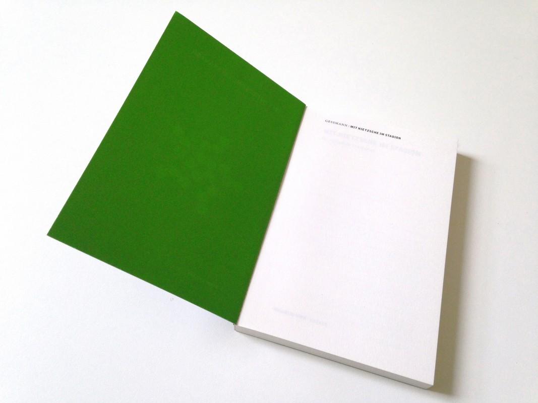 Typografie für eine Buchreihe